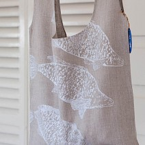 Barramundi Farmers Market Bag