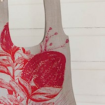 Magnificent Waratah Farmers Market Bag